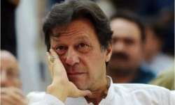 Pakistan Prime Minister Imran Khan