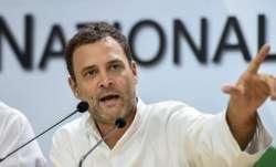 Rahul Gandhi slams Farooq Abdullah's detention, demands