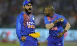 India registered an easy seven-wicket victory against South