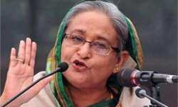 Rohingyas 'threat' to national and regional security, says Bangladesh PM Hasina