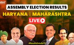 Live Streaming, assembly election results: Watch Full