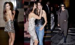 From War's success bash to Malaika Arora's birthday party,