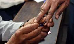 Around 39.53 per cent polling was recorded till noon in the