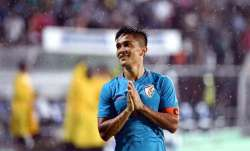 File image of Sunil Chhetri
