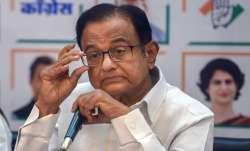 Supreme Court grants bail to Chidambaram in INX Media case