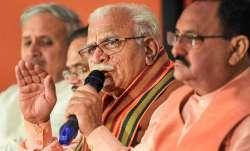Acid test for BJP's 'Ram Rajya' in Haryana