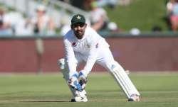 Former Pakistan captain and wicketkeeper-batsman Sarfaraz
