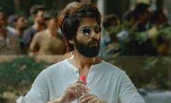 Shahid will step into the shoes of Nani for the movie.