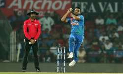 Deepak Chahar claims second hat-trick within 3 days