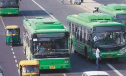 Female commuters in Delhi buses on rise
