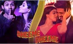 Pati Patni Aur Woh song Dheeme Dheeme Out: Kartik Aaryan, Bhumi and Ananya's peppy number will make