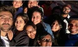 Dostana 2: Janhvi Kapoor, Kartik Aaryan share fun-filled