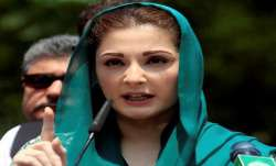 'Shame': Maryam Nawaz Sharif shares video of cops attacking her car