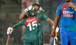 Bangladesh registered an emphatic 7-wicket victory in the