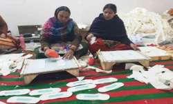 Villager turns 'padman', promotes menstrual hygiene in Madhya Pradesh