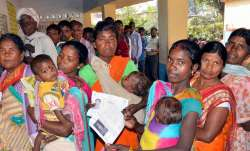 Jharkhand Assembly polls: 62.87 percent turnout till end of voting in first phase