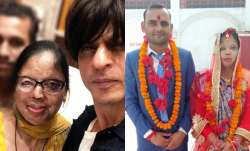 Shah Rukh Khan wishes 'love and laughter' to acid-attack survivor Anupama on wedding