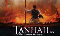Ajay Devgn reveals latest Tanhaji-The Unsung Warrior motion poster