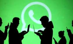 whatsapp android beta disappearing delete messages spotted under development dark mode whatsapp, wha