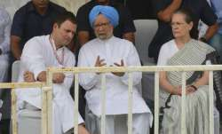 Congress all set for Bharat Bachao rally at Ramlila Maidan