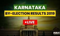 Karnataka by-election results