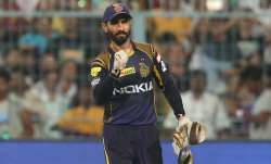 File image of KKR skipper Dinesh Karthik
