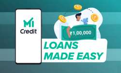 xiaomi, mi credit, xiaomi mi credit, mi credit loan service, instant loans, loans on app, how to use
