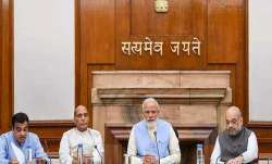 Union cabinet approves SC/ST reservation in Lok Sabha,