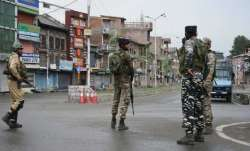 Dip in infiltration attempts in Jammu & Kashmir, says Centre