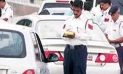 UP traffic cops get back BSP-era uniforms