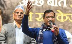 Kejriwal's total assets worth Rs 3.4 crore, an increase of