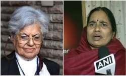 Indira Jaising, Indira Jaising statement, Indira Jaising nirbhaya statement, Asha Devi, Nirbhaya mot