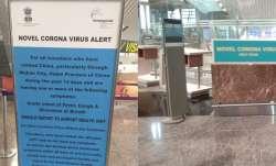 Coronavirus, Bengaluru airport