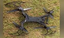 BSF shoots down Pak drone along International Border in Jammu