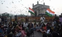 Mumbai: Police fear fresh protest at Gateway of India, step