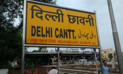 Delhi Cantt Constituency: New candidates but same old problems