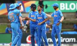 U19 World Cup 2020: India thrash Japan by 10 wickets, end 42-run chase in 4.5 overs