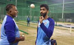 Jasprit Bumrah reckons that provision for an
