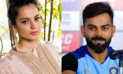 Kangana Ranaut calls Virat Kohli Panga King of Team India