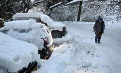 As intense cold wave continues, Himachal's Keylong freezes at minus 9.2 degree Celsius