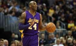 Kobe Bryant killed in helicopter crash NBA LA Lakers