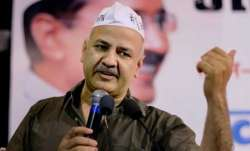 I stand with people of Shaheen Bagh: Manish Sisodia