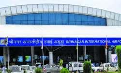 Bad weather disrupts flight operations at Srinagar airport, 15 flights cancelled