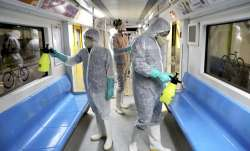 World battles virus epidemic as cases multiply outside China