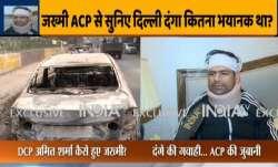 Gokulpuri ACP Anuj Kumar, Delhi violence, Delhi riots, northeast Delhi violence