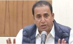 A file photo of Maharashtra's home minister Anil Deshmukh