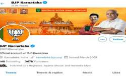 Twitter blocked BJP Karnataka account for 24 hours