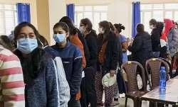 Coronavirus, Manesar, China, quarantined