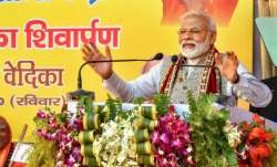 Modi in Varanasi: PM launches, lays foundation of 50 projects worth Rs.1,254 crore