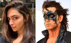Deepika Padukone to be seen opposite Hrithik Roshan in Krrish 4? The actress answers